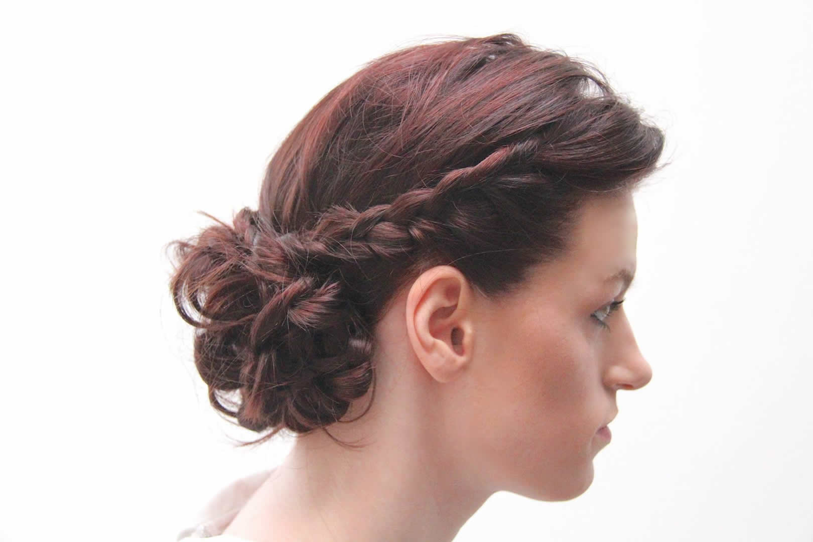 Hair Up Styling 2