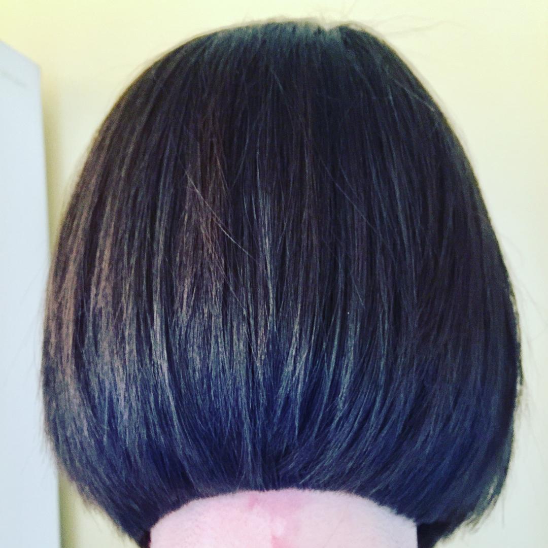 client hair cut