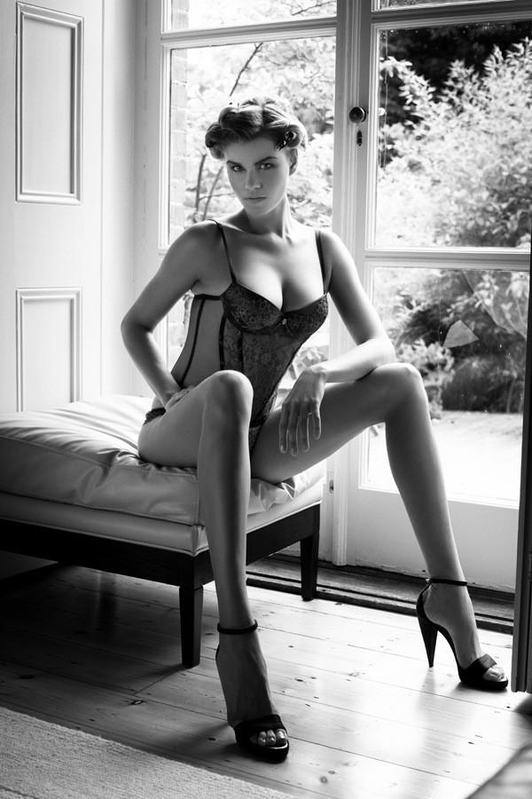 London lingerie shoot 2