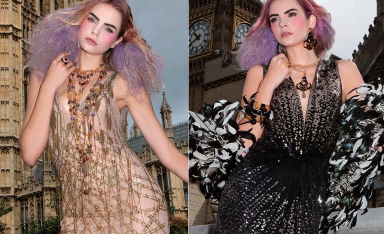 Amen Couture for Preziosa Magazine