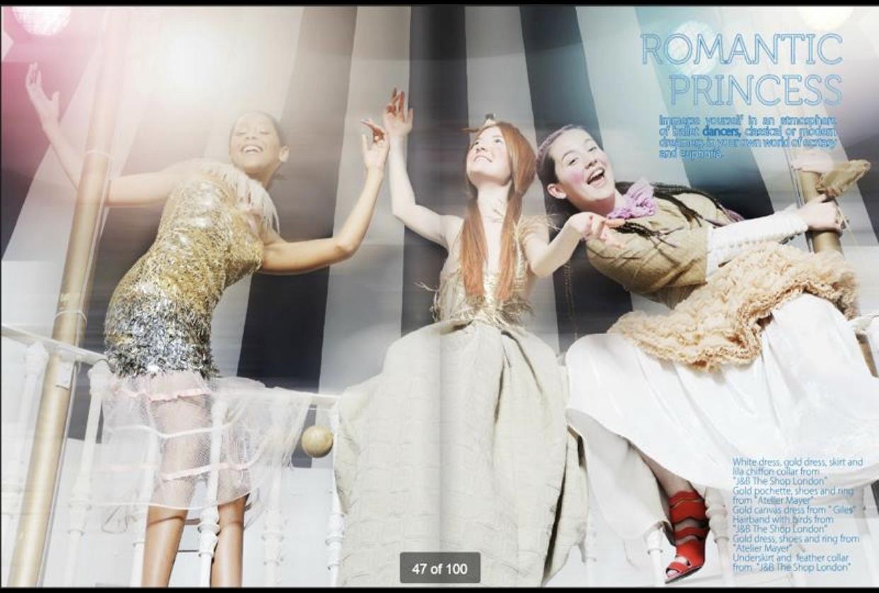 Revolving Fashion Photoshoot for 2be Magazine 4