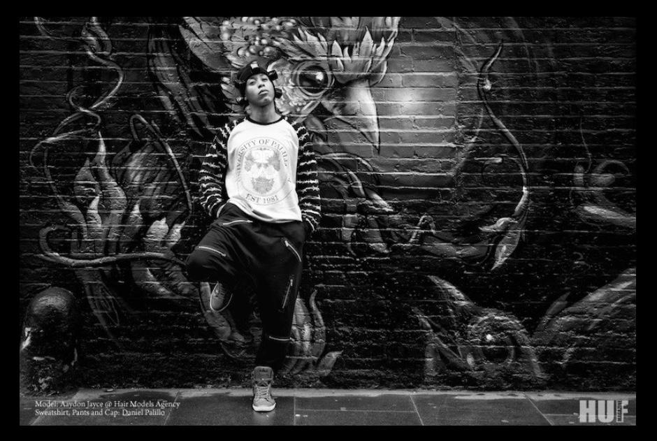 Street Style Photoshoot for HUF magazine 7